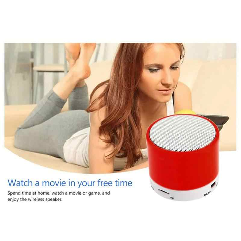 S10 סטריאו Bluetooth רמקול תמיכת U דיסק TF כרטיס אוניברסלי נייד טלפון מוסיקה מיני אלחוטי חיצוני נייד סאב