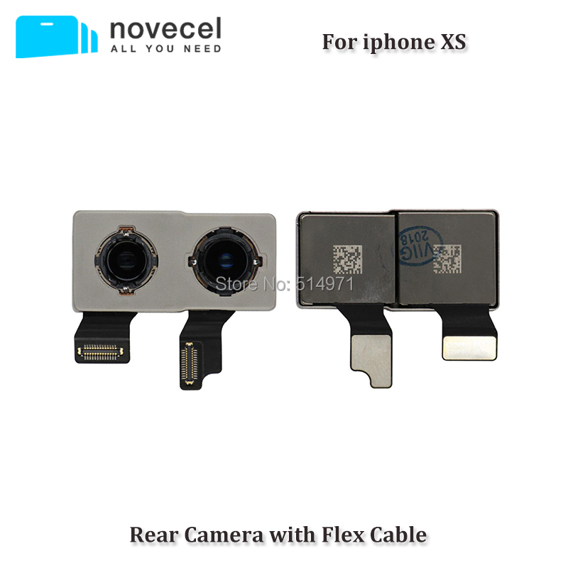 Novecel Rear Camera Module with Flex Cable for iPhone XS Back CameraNovecel Rear Camera Module with Flex Cable for iPhone XS Back Camera