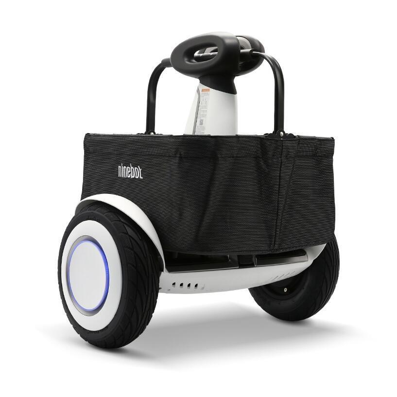 Ninebot chariot de transport panier sacs de rangement pour Scooter d'équilibre Plus de Xiaomi Mijia