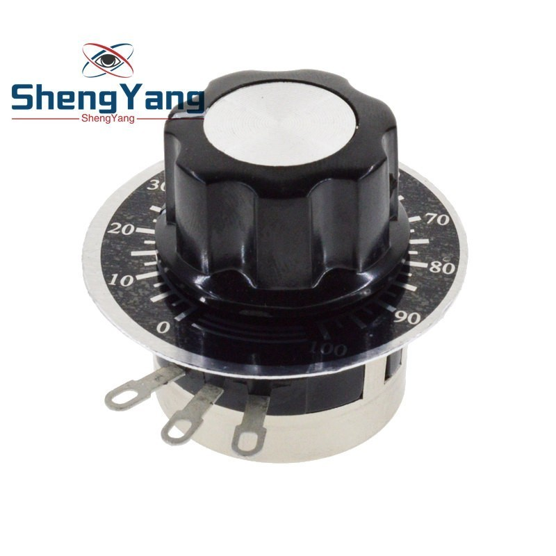 ShengYang WTH118 DIY Kit Parts 2W 1A потенциометр 1K 2,2 K 4,7 K 10K 22K 47K 100K 470K 1M