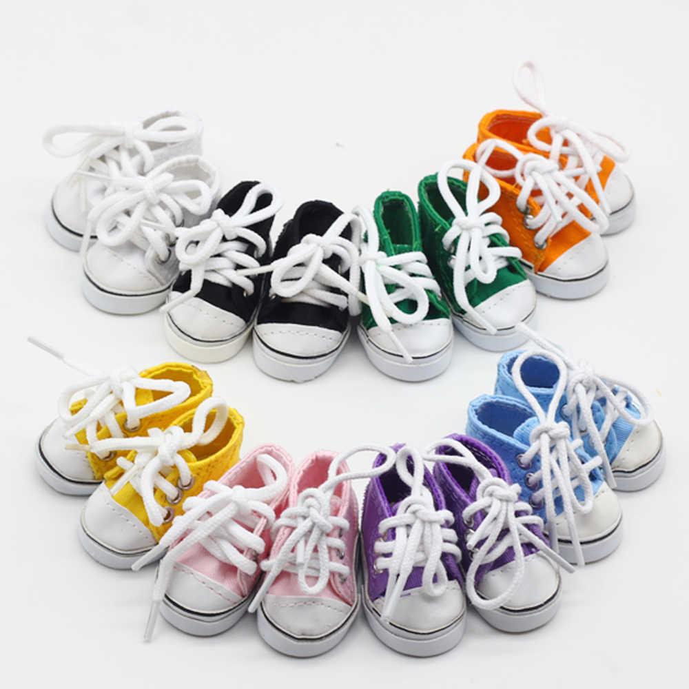 """Новое поступление, обувь для кукол 14,5 """"wellie wishers dolls as For EXO dolls sandle кеды ботинки 5*2,8 см"""