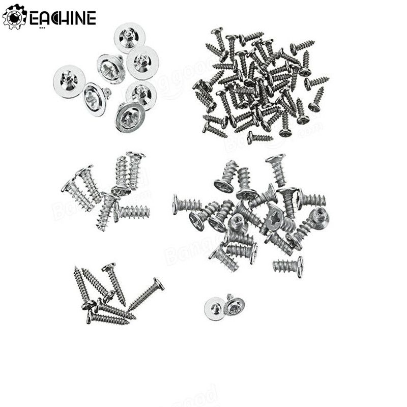 Eachine E511 E511s WiFi FPV RC Drone Quadcopter Spare Parts Screws Full Set