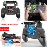 Мобильный телефон геймпад игровой контроллер Джойстик держатель и кулер вентилятор охлаждения Джойстики для игр