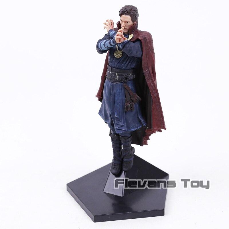 Toys & Hobbies 22cm The Avengers 3 Infinity War Super Hero Statue Doctor Strange Iron Studios Figure Pvc Model Toys
