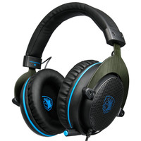 SADES R3 PS4 Gaming Headset Bass Surround Stereo Casque Over Ear PC Game Headphone With Microphone For Computer Ps4 Laptop Pho