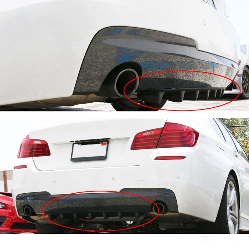 Модификация автомобиля поставки заднего бампера 3D крутые наклейки в виде акул Superb шасси дефлектор аксессуары