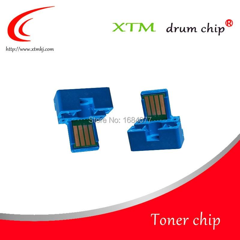 20X Toner chip DX 25 DX 25BA CA MA YA GT for Sharp DX 2500NC DX