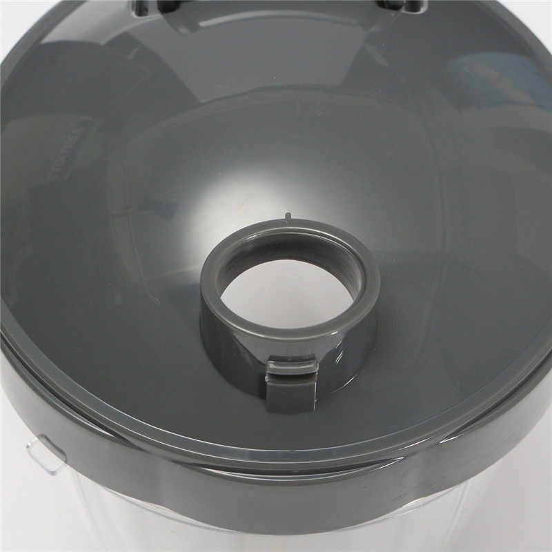 Qualidade durável 18 OZ Copo Liquidificador Suco de Plástico Transparente + Tampa + Anel de Vedação Junta Para Nutribullet 600/ 900 w
