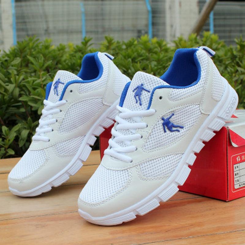 rouge Homme 2019 Adulte Krasovki Confortable Mode Printemps Bleu Sneakers Casual Léger blanc Célèbre Chaussures Hommes Marque 6w5YSx