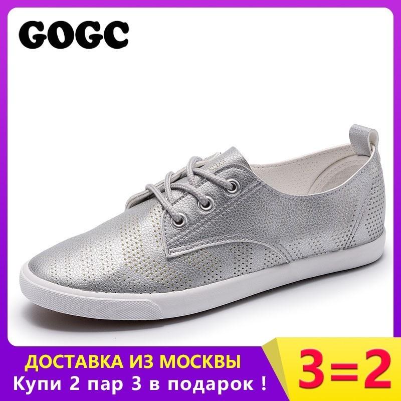 Женская обувь GOGC 2018 нового стиля с - Женская обувь
