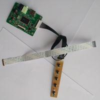 Led lcd hdmi edp 컨트롤러 보드 키트 diy mini for N133HSE EA1 1920x1080 패널 화면|노트북 수리 부품|   -