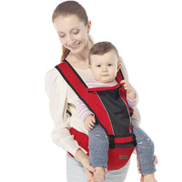 Summer Breathable Ergonomic Baby Carrier Waist Stool Infant Baby Hipseat Carrier Kangaroo Baby Wrap Sling For Baby Travel 0 36M