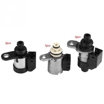 Kit de solénoïdes de Transmission (7 pièces) pour Nissan Pathfinder 2002-2018 RE5R05A outils de Transmission automatique non définis nouveau