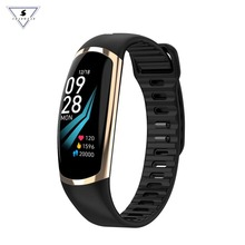 New R16 Smart Bracelet Fitness Tracker Heart Rate Sleep Monitor Sport Smart watch Band Blood Pressure Wristband For Android Ios smart bracelet band heart rate sleep monitor blood pressure oxygen oximeter sport bracelet calorie watch intelligent ios android