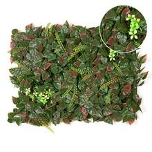 60x40cm Grass Mat Green Artificial Lawns Landscape Carpet for Home Garden Wall Decoration Fake Grass Party Supplies
