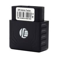 Mini OBD II araba GPS izci gerçek zamanlı kamyon takip cihazı GSM GPRS Mini cihaz araba izleme bulucu