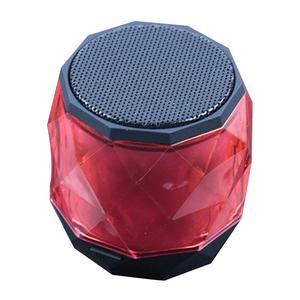 Image 2 - Portable Speaker Wireless Mini Bluetooth Player Small Diamond Shape Subwoofer Stereo Hd Sounds Music Surrounding Devices Home