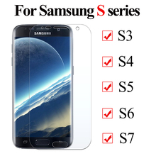 Protective glass for Samsung galaxy s7 s6 s5 s4 s3 2.5D Tempered glas for Galaxy