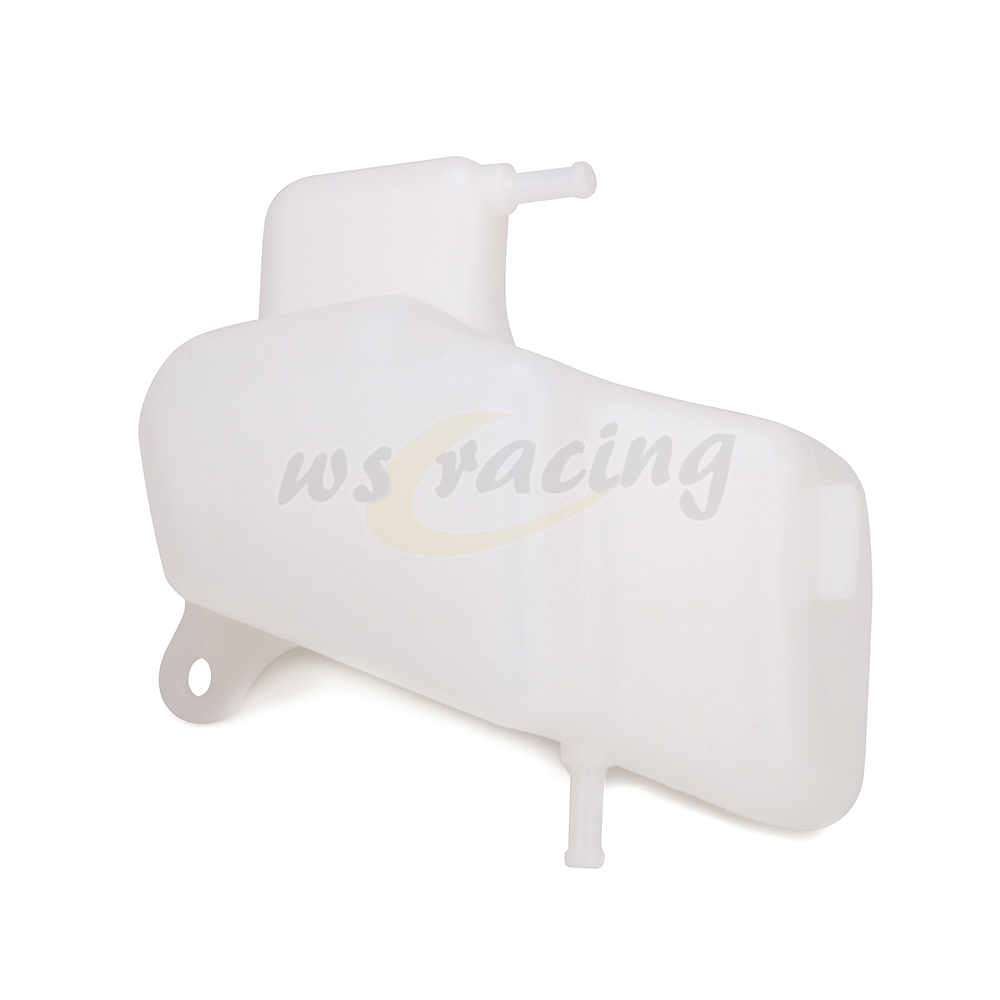 Motorcycle ABS Plastic Water Coolant Radiator Resevoir Tank For Suzuki  DRZ400 DRZ 400 00-04 DRZ400S DRZ400E 00-07 DRZ400SM 05-17