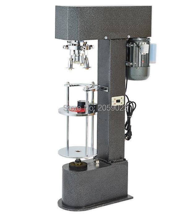 Plastic Bottle Locking Machine 220V 370W Capping Machine 1000times/h Cap Sealing Machine SK-40B