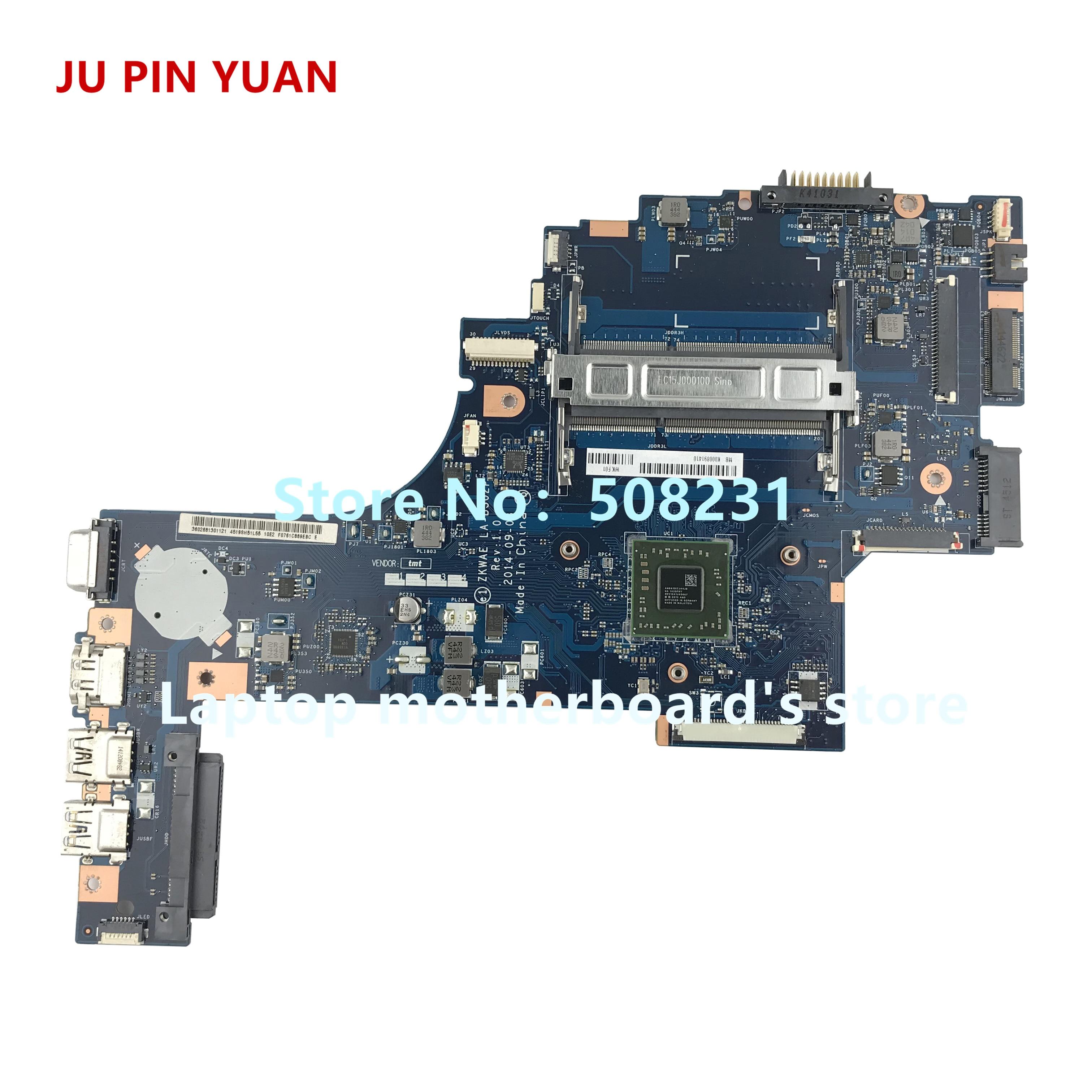 JU PIN YUAN K000891410 ZKWAE LA 302P for TOSHIBA Satellite C50D C55D C55D B C55D B5310