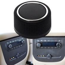 Прочный радио объем аксессуар подкладке задний переключатель Управление ручка Поворотная для автомобиля Chevrolet Silverado GMC Sierra Yukon