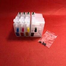 Многоразовый чернильный картридж yotat lc3319xl lc3319 (lc3317)
