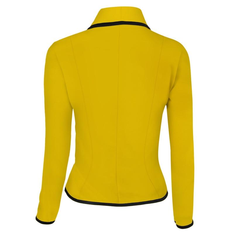 Fashion Casual Jackets For Women Blazers Long Sleeve Single Breasted Button Female Blazer 2019 Explosion Women Coat Plus Size