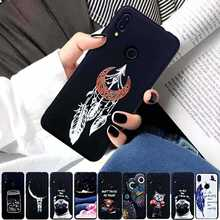 Mokoemi Fashion Luxury TPU Soft 6.3For Xiaomi Redmi Note 7 Pro Case For Cell Phone Cover