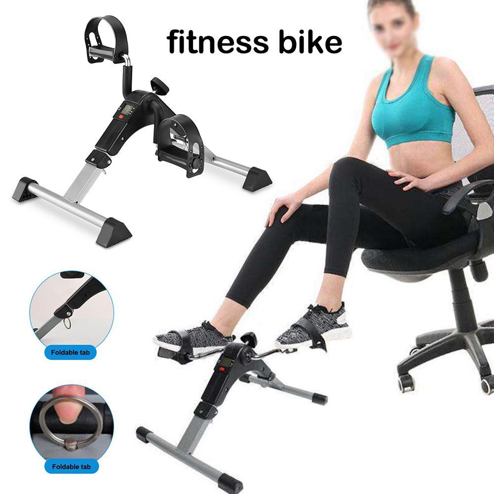 2019 Mini réglable exercice vélo Steppers maison Gym gymnastique exercice perdre du poids équipements intérieur Fitness tapis roulant