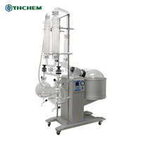 30L New Rotary Evaporator with high quality borosilicate glass distillation equipment