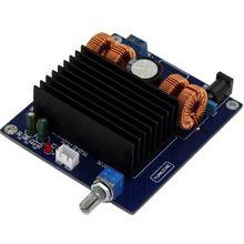 AAAE Top-TDA7498 Audio amplifier Board 1.0 channel 200w class D Subwoofer Home bass amplifier DIY Module dj marine audio dj4 480 4 channel class d marine amplifier