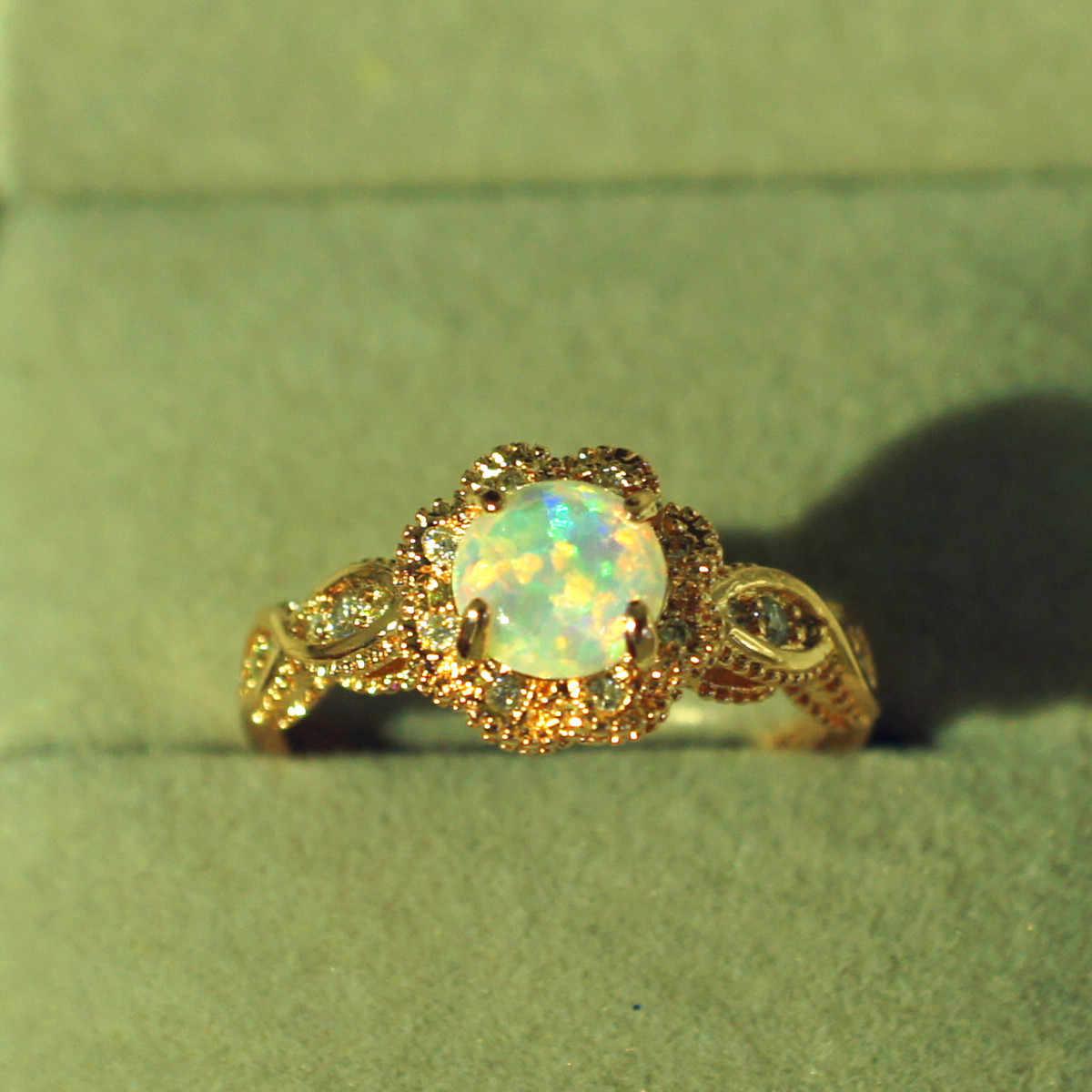 Стерлинговое серебро 925, кольца Opel Close с бриллиантами для женщин, розовое золото 14 к, модное украшение из драгоценных камней, изысканное кольцо anelli donna argento