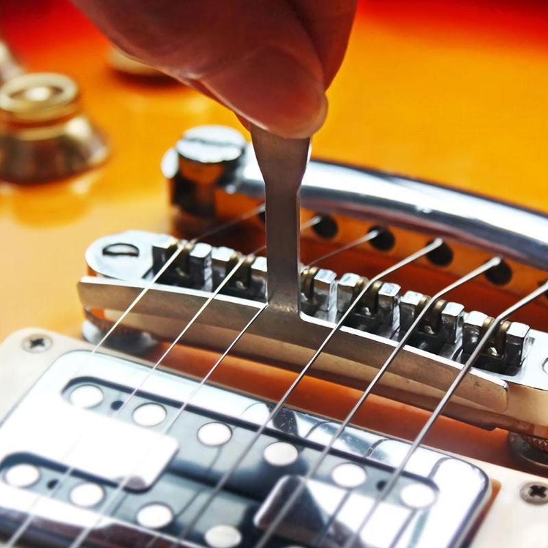 Guitar Parts & Accessories Dashing Metal Guitar Understring Radius Gauges Fingerboard Setup Luthier Tools Special Summer Sale