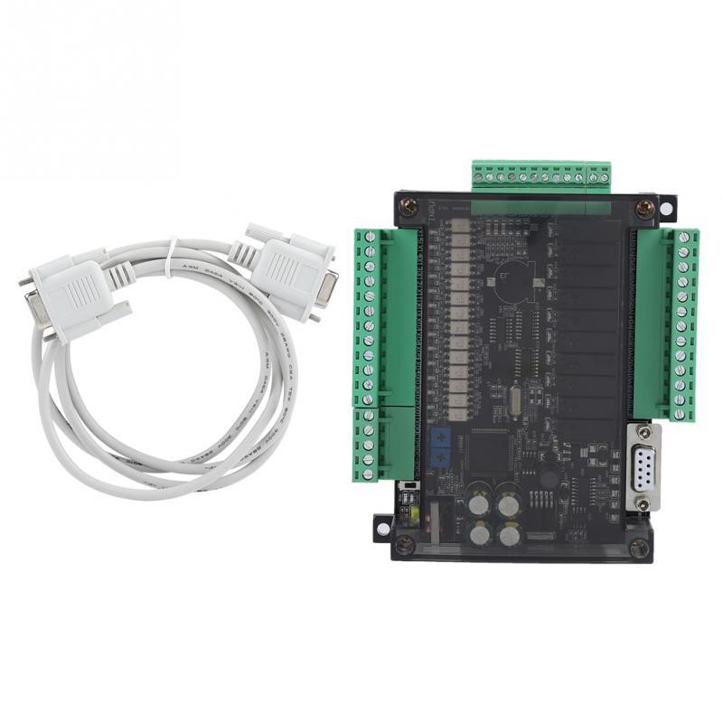FX3U 24MR 産業用制御ボード Plc プログラマブルロジックコントローラリレー出力  グループ上の 家のリフォーム からの モータコントローラ の中 1