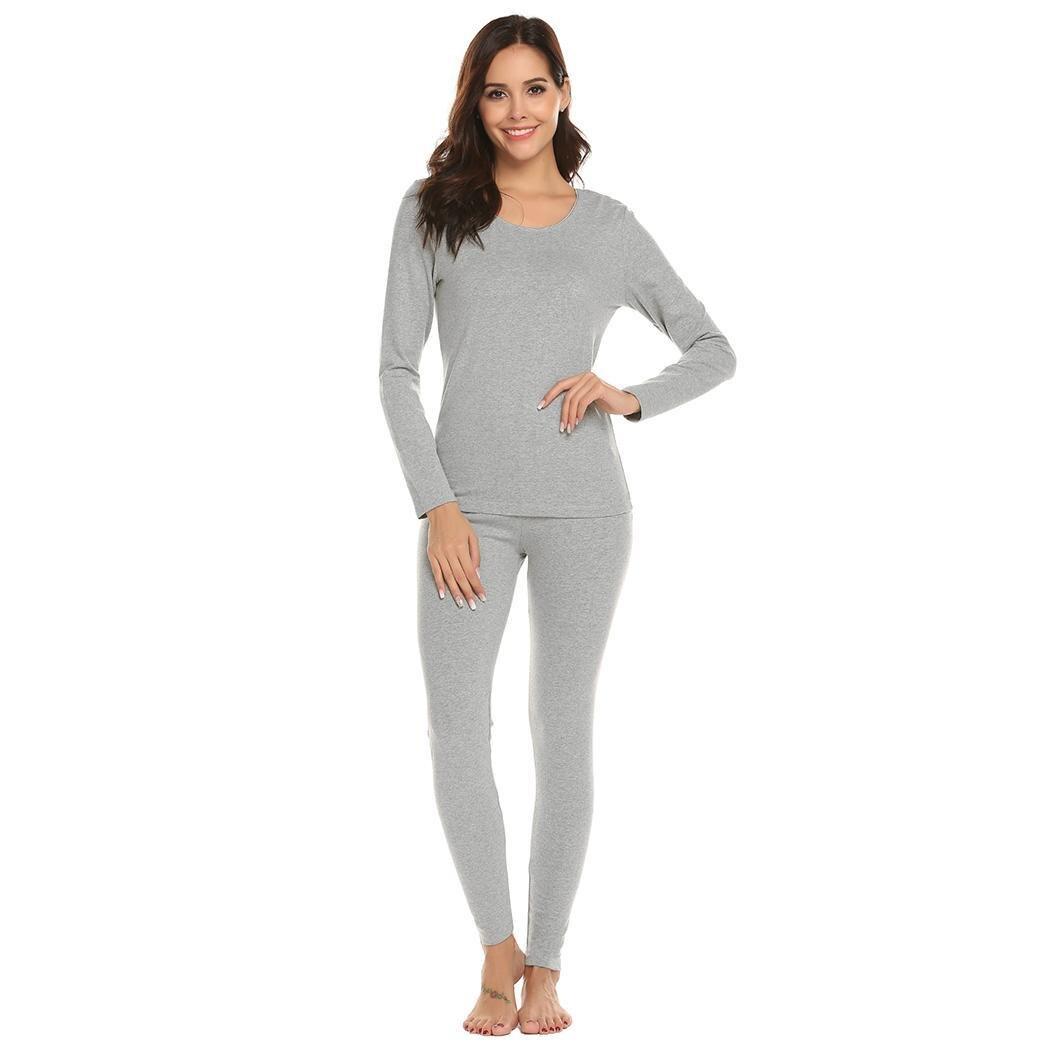 Thermal Pajama Pants Women