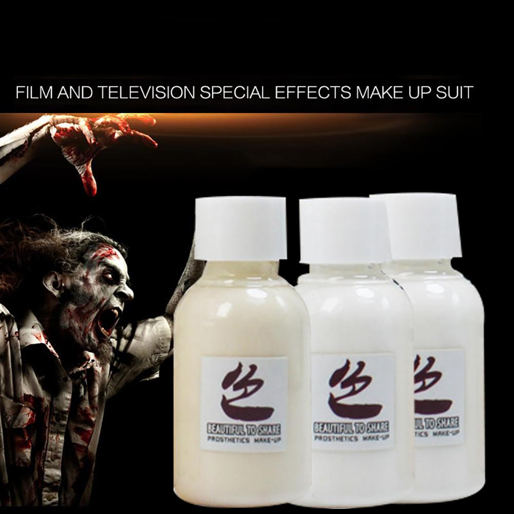 30ml Special Effects Drama Halloween Makeup Fake Wounds Scars Glue Skin Wax Hot-in Party DIY Decorations from Home & Garden on Aliexpress.com   Alibaba Group