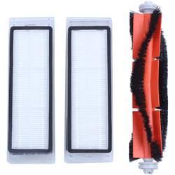 5 шт фильтр сбоку круглая щетка подходит для Xiaomi Roborock робот S50 S51 пылесос запасных Запчасти Наборы