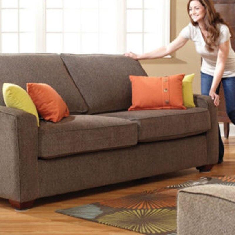 20pc Magic Move Plastic Slide Pad For Furniture Flooring Wood Carpet Protection