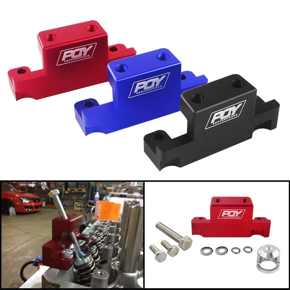 New Black/Red/Blue Valve Spring Compressor Tool For Honda S2000 F20c/F22c For Acura K-Series K20 K24 Valve Spring Wrench