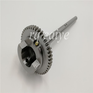 Image 5 - 4 Pieces  CD102 SM102 Water roller gear shaft S9.030.210F offset printing machinery spare parts