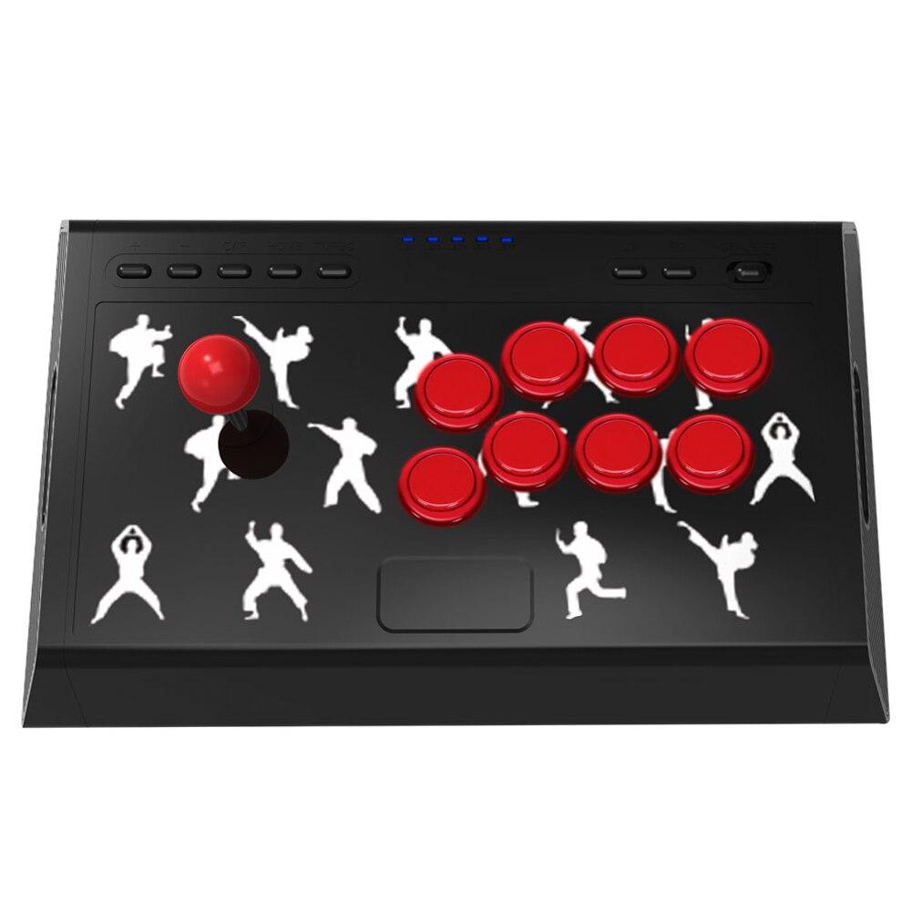 Manette de combat JYS Arcade manette de jeu manette de jeu pour PC et commutateur