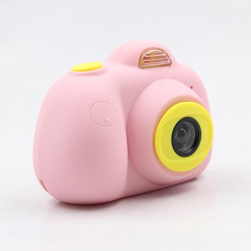 Enfants 2 pouce Numérique Mini Caméra de Bande Dessinée Mignon Caméra Jouet Enfant Cadeau D'anniversaire Enfants Kid anniversaire Meilleur Cadeau