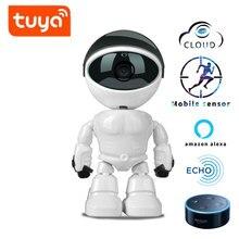 Monitor Camera Robot Echo Wifi Alexa Baby SMART Home TUYA Shojzj Audio-Network Two-Way