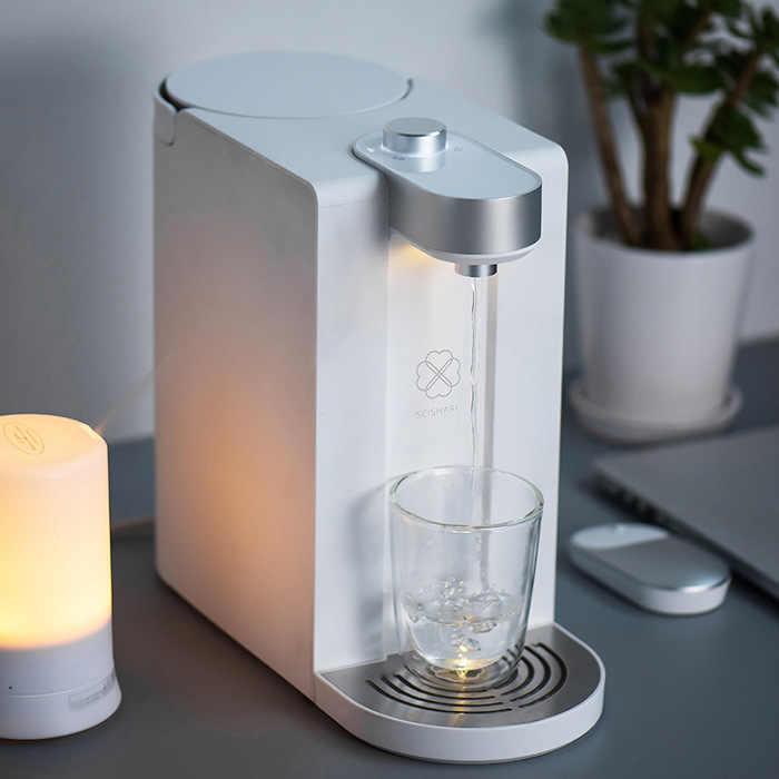 1800 мл оригинальный Xiaomi SCISHARE Смарт Разогревающий диспенсер для воды Быстрый 3s вода для диффузного типа чашки бытовая техника