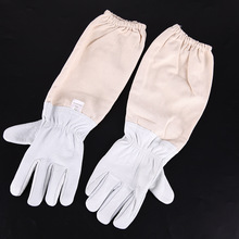Sheepskin gloves Beekeeping anti-bee products protection Bees bee tools hot sale