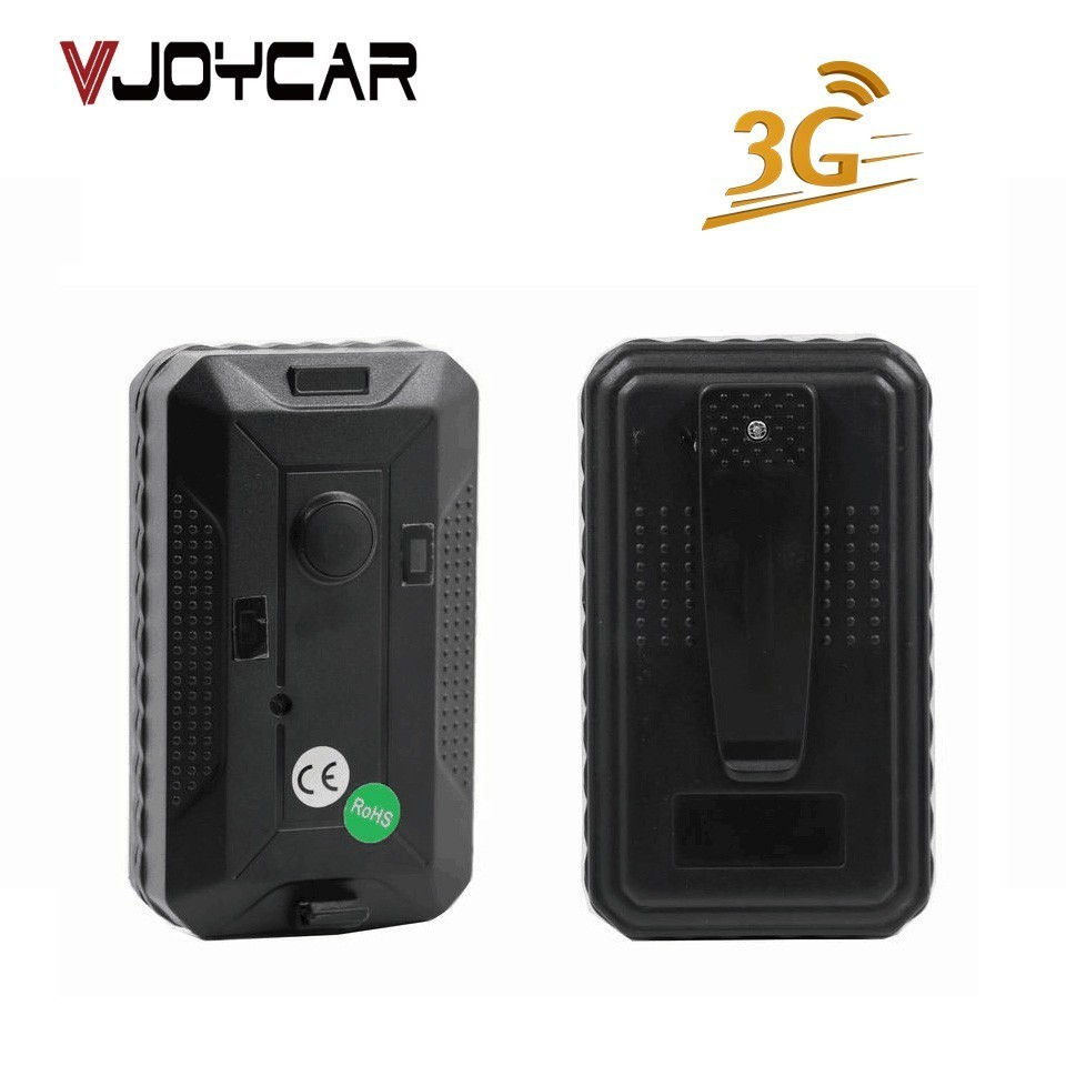 Real Worldwide 3G WCDMA GPS Tracker 5000mAh Battery Long Time Standby SOS WIFI GMS Position Devices