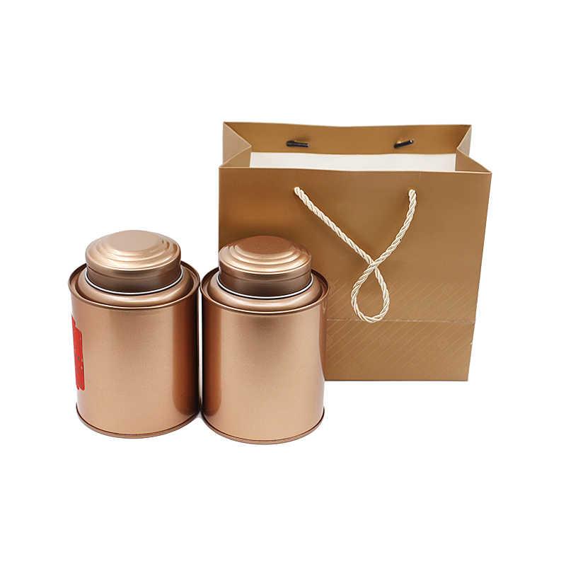 Xin Jia Yi Kemasan Kaleng Kotak Teh Paket Box Set Kotak Korek Api Gaya Hadiah Kotak Logam Tinplate Bahan Bentuk Bola Timah dapat Wadah