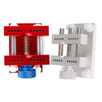 Металлический корпус для ремонта часов, регулируемый держатель для часов, 1 шт.