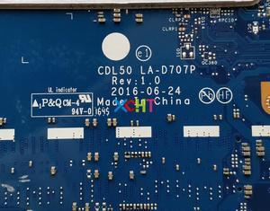 Image 5 - Per HP Notebook 15 AY Serie 903791 001 903791 601 w 216 0867071 R5M1 30/2 G SR2ZU I5 7200U CPU CDL50 LA D707P Della Scheda Madre Testato